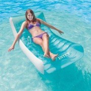 Eminza Poltrona Lounge Piscina Ghost - Intex