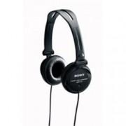 Слушалки Sony MDR V150B, 16Hz-22kHz, 98dB, 2 м кабел, черни