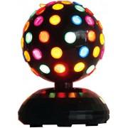 "Forum Novelties Multi-Colored 8"" Disco Ball Rainbow Party Light"