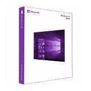Licenta retail Microsoft Windows 10 Pro 32-bit/64-bit Romanian USB, P2, HAV-00104