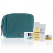 Elemis Skin Brilliance: detergente, tonico, esfoliante, crema viso (4 pz)