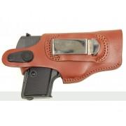 Teaca de centura din piele pentru Walther PPK (King Cobra)