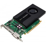 Placa Video profesionala PNY nVidia Quadro K2000 KEPLER, 2GB, GDDR5, 128bit