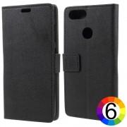 Asus ZenFone Max Plus (M1) ZB570TL Magnetic Wallet Кожен Калъф и Протектор