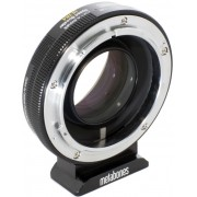 METABONES Speed Booster Ultra Opticas Canon FD para Fuji X