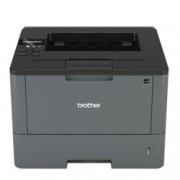 Лазерен принтер Brother HL-L5100DN, монохромен, 1200x1200 dpi, 40стр/мин, двустранен печат, LAN, USB, A4, 2+1 г.