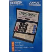 Számológép elem + napelem Joinus - CT-8855v