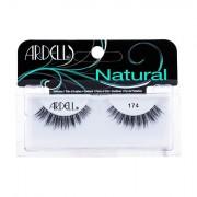 Ardell Natural 174 nalepovací řasy 1 ks odstín Black pro ženy