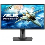 "Monitor Gaming TN LED ASUS 24"" MG248QR, Full HD (1920 x 1080), DVI, HDMI, DisplayPort, Boxe, Pivot, FreeSync, 144 Hz, 1 ms (Negru)"