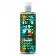 Faith in Nature Kókusz sampon - 400ml