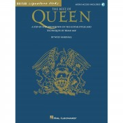 Hal Leonard Queen: Best Of Guitar Signature Licks
