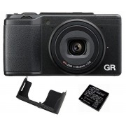 Aparat Foto Digital Ricoh GR II Kit, 16.2 MP, Filmare Full HD (Negru)