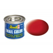 REVELL CARMINE RED MATT olajbázisú (enamel) makett festék 32136