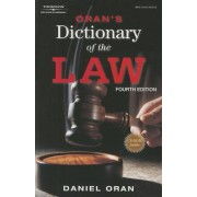 Oran's Dictionary of the Law, Paperback