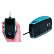 Мишка Genius All-in-One, оптична (1200dpi) с вградена Web-камера, USB, черна