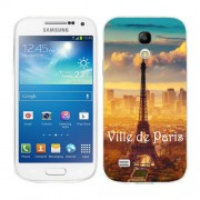 Husa Samsung Galaxy S4 Mini i9190 i9195 Silicon Gel Tpu Model Paris