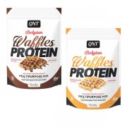 QNT Belgische Proteine Wafel Mix - 480 gram - Milk Chocolate