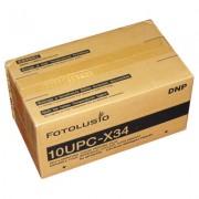 SONY Papel Fotolusio 10UPC-X34 (300 Folhas) 4P