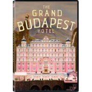 The Grand Budapest Hotel DVD 2014