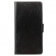 Samsung Galaxy J7 (2017) Classic Wallet Case - Black