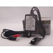 Incarcator acumulatori VRLA 12V maxim 7Ah la priza 220V Vipow