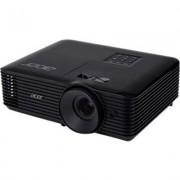 ACER X138WHP DLP 3D WXGA 1280x800 4000 ANSI Lumen 20.000:132dB 24dB Eco-Mode 2.8kg 313x240x114mm HDMI D-Sub Audio USB A