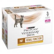 Purina Pro Plan Veterinary Diets Feline NF ST/OX - Renal Function с пиле - 2 x 10 x 85 г