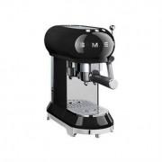 Machine à café expresso noir 1 L 1350 W ECF01BLEU Smeg