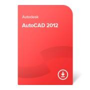 AutoCAD 2012 licență individuală (SLM)