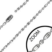 Lantisor Otel Inox pentru Pandantive 1.5 mm / 60 cm LPP-027