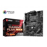 MB, MSI X470 GAMING PLUS MAX /AMD X470/ DDR4/ AM4 (911-7B79-017)