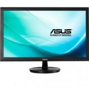 """Монитор 23.6""""(59.9cm) ASUS VS247NR, FULL HD LED, 5ms, 50 000 000:1, 250cd/m2, DVI, черен"""