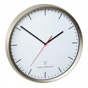 Радио-управляем, безшумен, стенен часовник - 60.3521.02