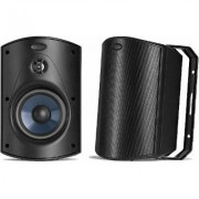 Polk Audio Atrium5 BK Outdoor speakers (pair)