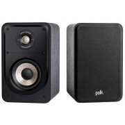 Polk S15E Bookshelf Speakers (Pair) Black