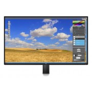 Monitor LED DELL UltraSharp InfinityEdge U2717DA 27'', 2560x1440, 16:9, IPS, 1000:1, 178/178, 6ms, 350cd/m2, VESA, DisplayPort,