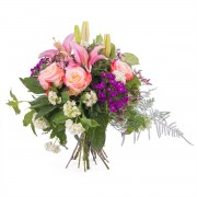 Ramo Primaveral multicolor - Flores a Domicilio