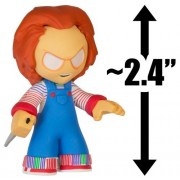 "Chucky (Childs Play): ~2.4"" Horror Classics x Funko Mystery Minis Vinyl Mini-Figure Series"