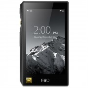 Fiio X5 (3rd Gen) Portable High-Resolution Audio Player - Black