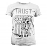 Trust Gremlins - Trust No One Girly Tee