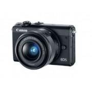 Canon EOS M100 Kit Schwarz + EF-M 15-45 Objektiv