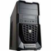 PC desktop recomandat pentru jocuri video cu procesor Intel i7 4790K, memorie Ram 8GB DDR3, video Intel HD si SSD 128GB