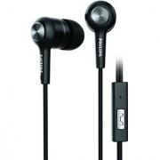 Philips SHE1505BK In-Ear Wired Earphone (Black)