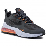 Обувки NIKE - Air Max 270 React CZ2528 001 Iron Grey/Black/Total Orange