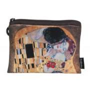 FRI.19292 Mini pénztárca 12x1,5x10cm, Klimt: The Kiss