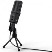 Настолен микрофон uRage Stream 700 HD, Черен, HAMA-186019