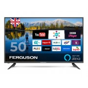 Ferguson Smart TV F50FVP 50 Inch Full HD LED TV w/ Alexa