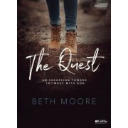 The Quest - Study Journal: An Excursion Toward Intimacy with God, Paperback