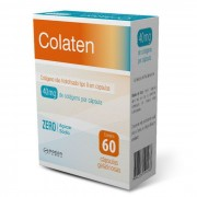 Colaten 40Mg Com 60 Capsulas