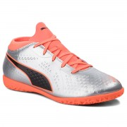 Обувки PUMA - One 4 Syn It Jr 104783 01 Silver/Orange/Black 1